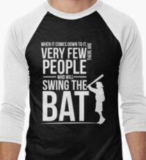 Take a Swing Men's Baseball ¾ T-Shirt