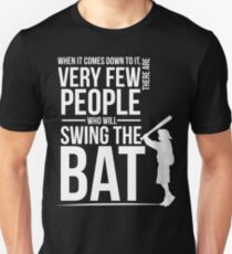 Take a Swing Unisex T-Shirt