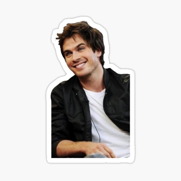 Ian somerhalder  Sticker