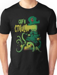 Cap'n Cthulhu Unisex T-Shirt
