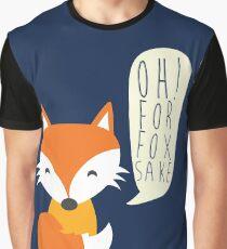 Oh! for fox sake 2 Graphic T-Shirt