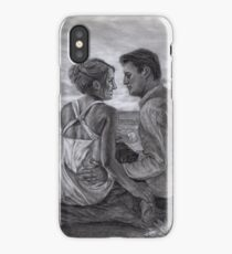 Castle and Beckett - Honeymoon iPhone Case/Skin