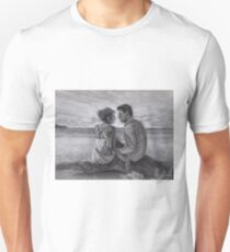 Castle and Beckett - Honeymoon Unisex T-Shirt