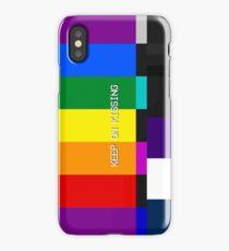 Troye Sivan Keep On Kissing iPhone Case