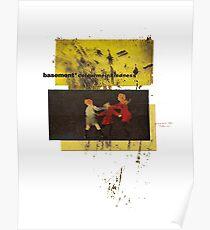 Colourmeinkindness - Basement Poster