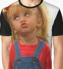 Michelle Tanner Graphic T-Shirt