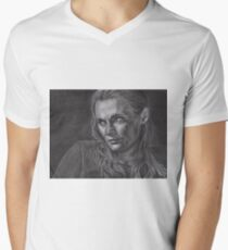 Kate Beckett - Kill shot Men's V-Neck T-Shirt