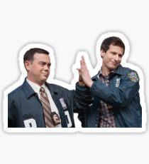 best bros Sticker
