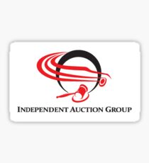Independent Auction Group Sticker