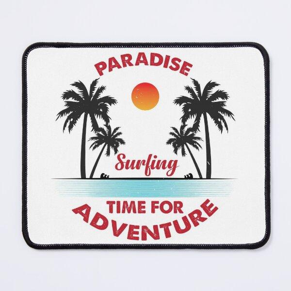 Paradise Time Mouse Pad