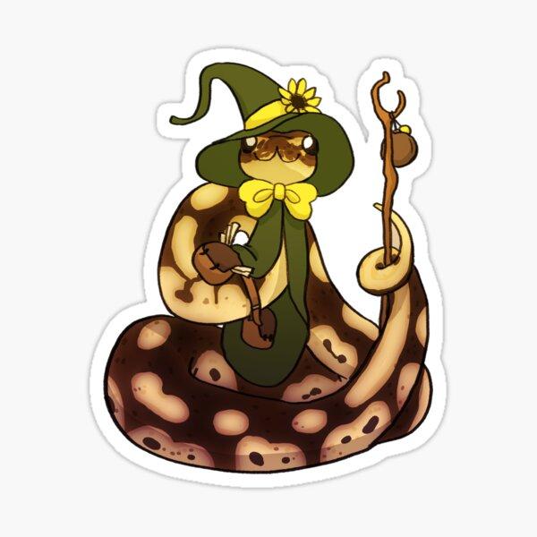 Ball Python - Gulliver Sticker