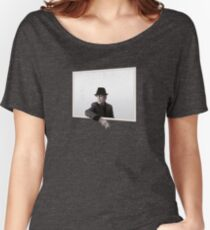 Leonard Cohen You Want It Darker Merchandise Women's Relaxed Fit T-Shirt