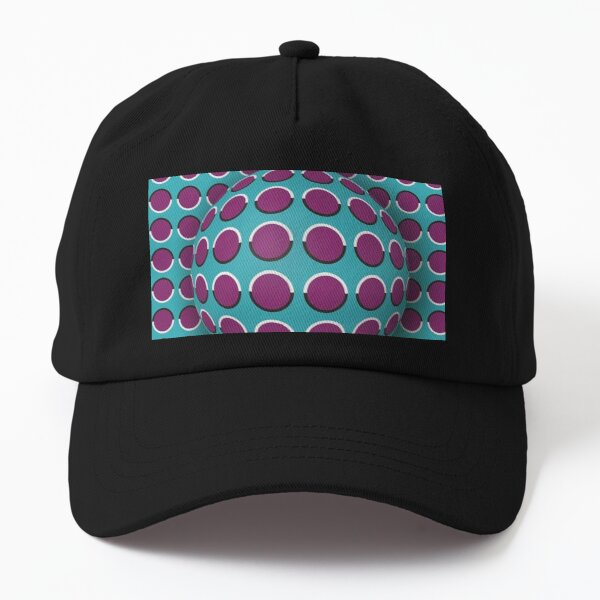 Visual Illusion Dad Hat