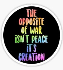 It's Creation! | RENT Sticker