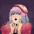 Cover Girl by JGVart