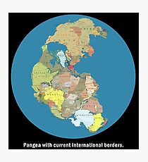National Pangea Photographic Print