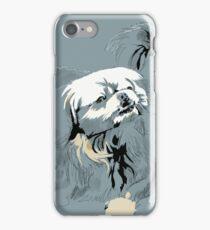 White & Wong iPhone Case/Skin
