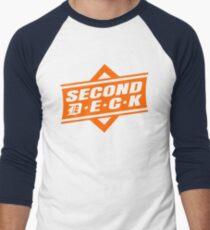 #SecondDeck Men's Baseball ¾ T-Shirt