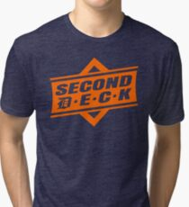 #SecondDeck Tri-blend T-Shirt