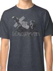 MacGyver Tee Classic T-Shirt