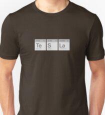 Periodic Tesla Unisex T-Shirt