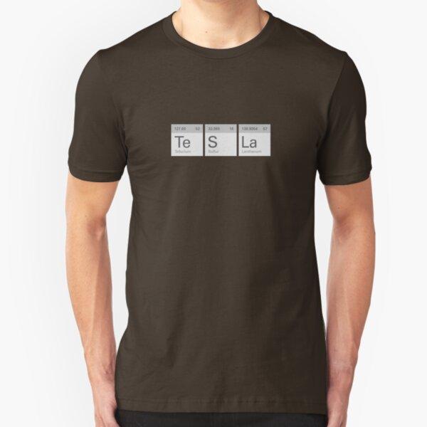 Periodic Tesla Slim Fit T-Shirt