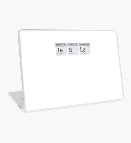 Periodic Tesla Laptop Skin
