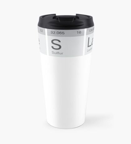 Periodic Tesla Travel Mug