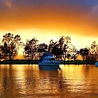 .Marmong Point Waterscape Sunrise. by sunnypicsoz