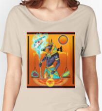 Anubis The Test Womens Relaxed Fit T Shirt