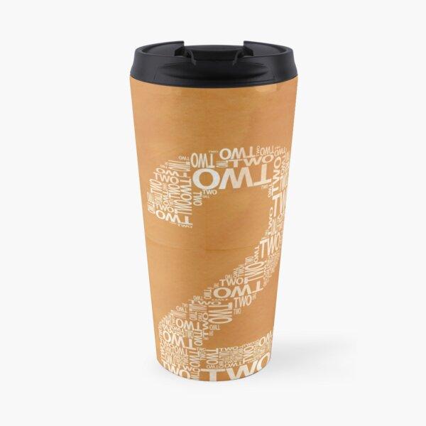 Two Travel Mug