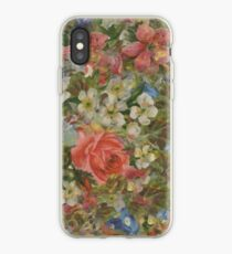 Pretty. Odd. Flowers Painting iPhone Case