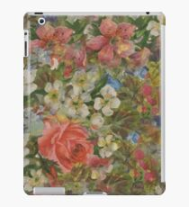 Pretty. Odd. Flowers Painting iPad Case/Skin