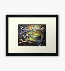 Extraterrestrial Framed Print
