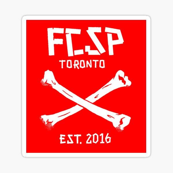 FCSP Toronto EST. 2016 Logo Sticker