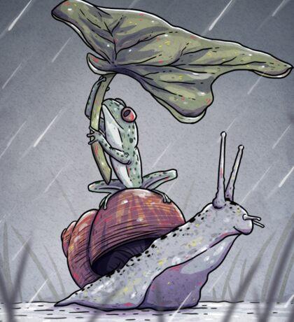 Rain Buddies Sticker