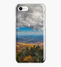 Blue Ridge Landscape iPhone Case/Skin