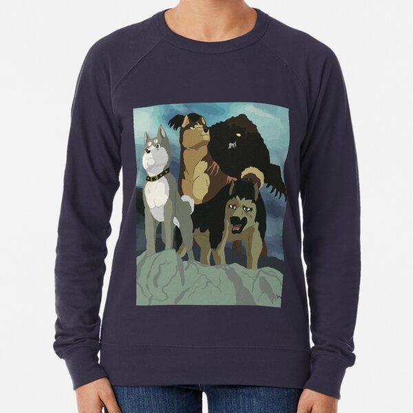 The three Lightweight Sweatshirt