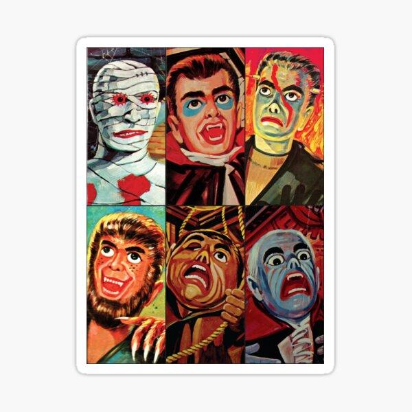 Lincoln International Monsters Sticker