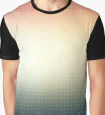 Abstract Colors Graphic T-Shirt