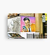 """""""We Have an Elvis Sighting""""... prints and products Canvas Print"""