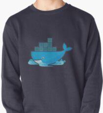 Docker Moby Wal Sweatshirt