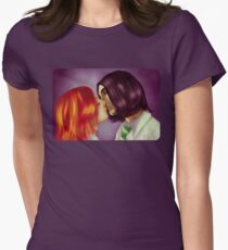 Snape and Lily Womens Fitted T-Shirt