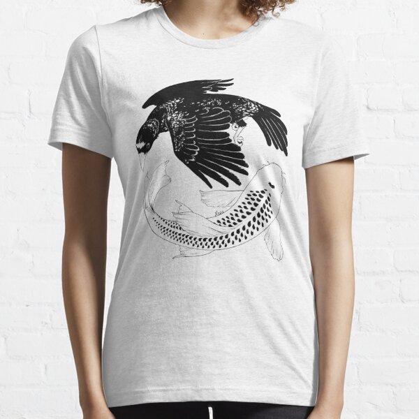 A Bird May Love a Fish Essential T-Shirt