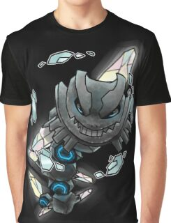 Mega Stealth Rocks Graphic T-Shirt