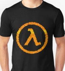 Half Life Lambda logo T-Shirt