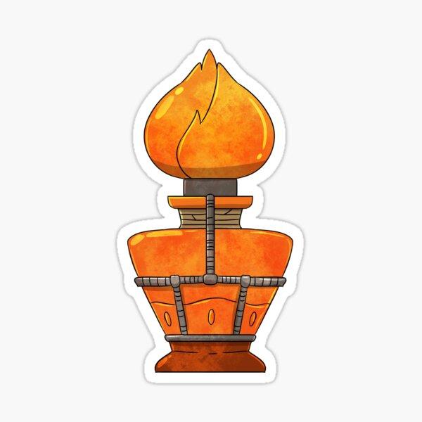 Potion of Fire Breath Sticker