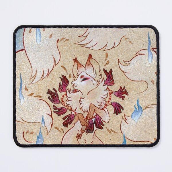 Apotheosis - TeaKitsune Fox Yokai Mouse Pad