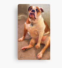 """Coco"" Canvas Print"