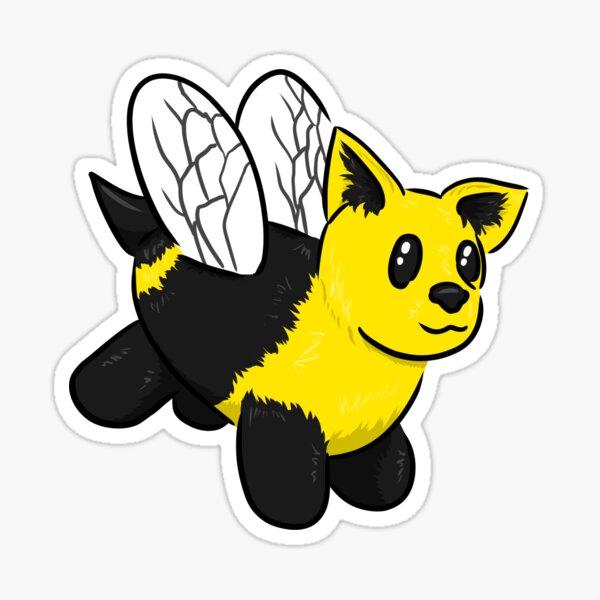 BeeDog Sticker